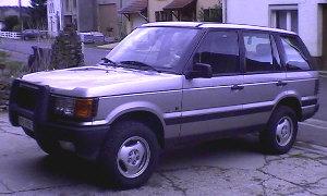Range Rover 1995 P38 2.5DT (Henry Paul)