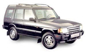 Original Land Rover Discovery