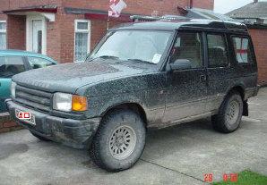 1996 Discovery 300 TDi, (C) Losi Paul