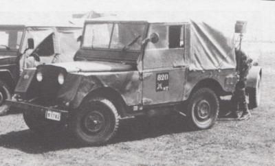 Belgian Minerva Land Rover