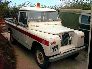 1948 Land Rover LHD, prepared for export