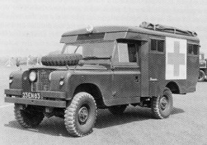 Series 2A Ambulance