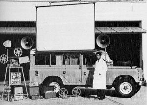 Series 3 Mobile Cinema